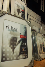 Nielsen ready made frames